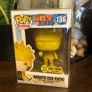 Naruto Sic Path Hot Topic GITD Exclusive